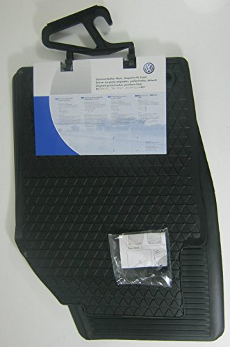 genuine-vw-fox-front-black-rubber-floor-mats-set