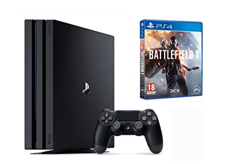 Pack PS4 Pro + Battlefield 1