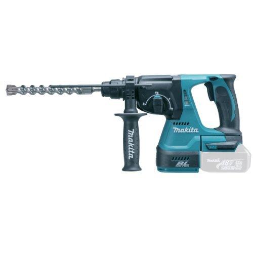 Makita DHR242Z 18 V 24 mm Cordless Li-ion SDS Plus Rotary Hammer Drill by Makita
