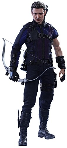 "Hot Toys HT902684 Scala 1: 6 "" Hawkeye Captain America Civil War Figure"