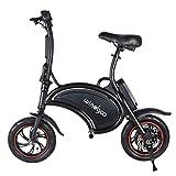 Windgoo Bicicleta eléctrica Plegable Ruedas de 12',Batería de Litio de 4400-36v,Ebike para...