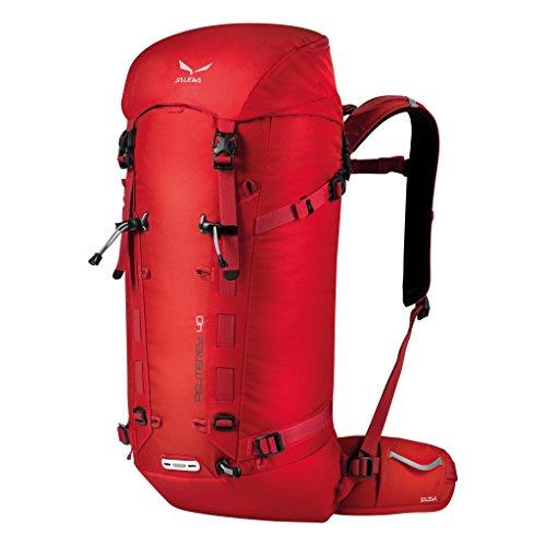 Alpine Touring-zubehör (SALEWA Erwachsene PEUTEREY Rucksack, Pompei Red, 71 x 30 x 25 cm, 40 Liter, 00-0000001147)