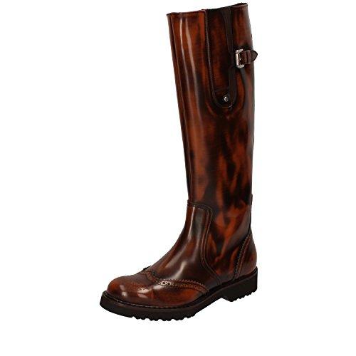 cesare-paciotti-mujer-zapatillas-altas-marron-size-38