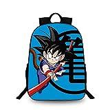 Cosstars Dragon Ball Anime Imagen Estudiante Mochila de la Escuela...