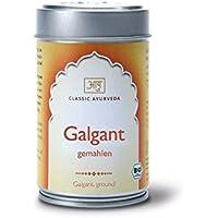 Classic Ayurveda - Bio Galgant-Wurzel, gemahlen, 1er Pack (1 x 30g) - BIO preisvergleich bei billige-tabletten.eu