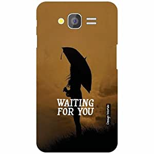 Design Worlds Samsung Galaxy Grand 2 Back Cover - Waiting Designer Case and Covers