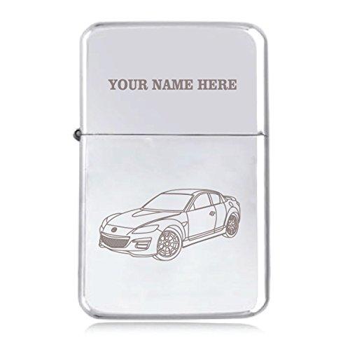 mazda-rx8-nuovo-design-personalizzato-star-accendino-a-benzina-antivento