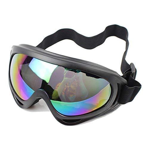 Zeagro Sonnenbrille für Motorrad, Ski, Snowboard, staubdicht