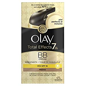 Olay Total Effects 7 en 1 BB Cream Anti-Edad Tono Medio SPF15 – 50ml
