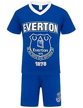 Everton FC - Pijama corto para hombre - Producto oficial