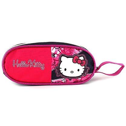 Hello Kitty 16312 – Estuche de lápices Redondo, sin Contenido