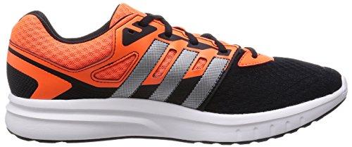 Adidas - Galaxy 2, Sneakers da uomo Arancione / argento / nero