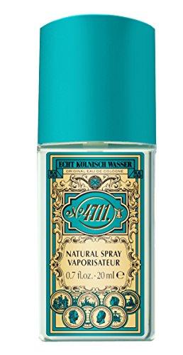 4711 4711 femme woman eau de cologne vaporisateur spray 20 ml 1er pack 1 x 1 stück