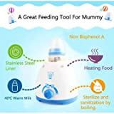 Best GENERIC baby bottle warmer - Generic Yummy Baby Multifunctional Bottle Milk Warmer Disinfect Review