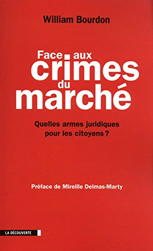 Face aux crimes du marché