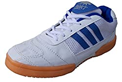 Port SMASH 112 Badminton Shoes(Size 9 Ind/Uk)