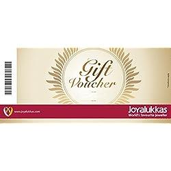 Joyalukkas Pure Gold Coin Gift Voucher-Rs.5000
