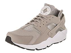 Nike Men's Air Huarache Cobblestonecobblestonewhite Running Shoe 8 Men Us