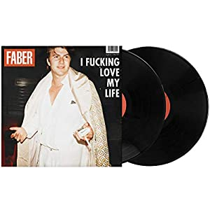41a7hgzILSL. SS300  - I Fucking Love My Life (2lp+CD) [Vinyl LP]