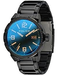 Police Herren-Armbanduhr Triton X Analog Quarz 14328JSB/02MA