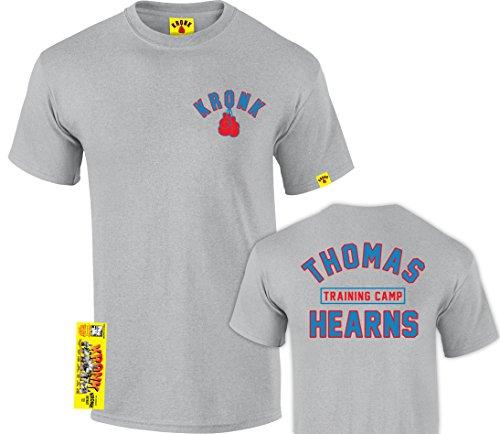 57917434810772 Kronk Boxing Thomas Hearns Training Camp T Shirt (xlarge