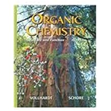 Organic Chemistry & eBook by K. Peter C. Vollhardt (2006-03-31)