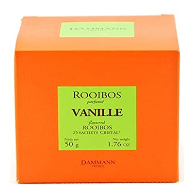 Rooibos Vanille - Boîtes 25 sachets Cristal / Les Rooibos