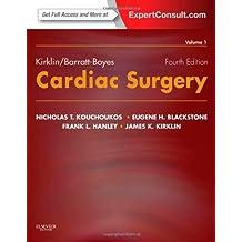 Kirklin/Barratt-Boyes Cardiac Surgery: Expert Consult - Online and Print (2-Volume Set), 4e by Nicholas T. Kouchoukos MD (2012-10-29)