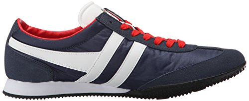 Gola Wasp, Baskets Basses homme Bleu - Blue (Navy/White/Red)
