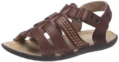 kickers pepito v sandales gar on marron fonc 25 eu chaussures et sacs. Black Bedroom Furniture Sets. Home Design Ideas