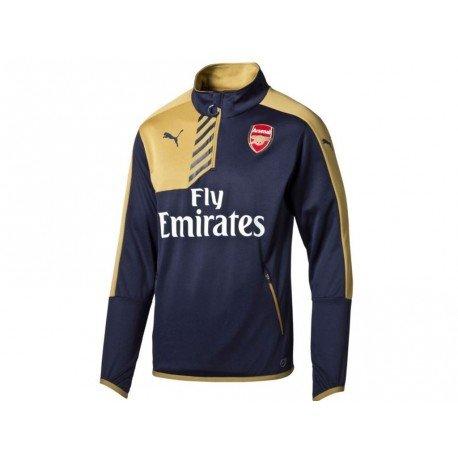 Training Top 1/4 Arsenal Bleu/Or Junior
