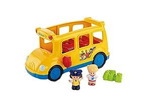 Little People - Autobús cantarín Fisher-Price (Mattel BJT50)