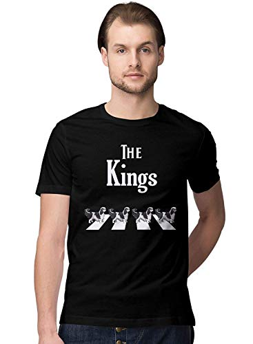 Crossing Light T-shirt (The Abbey Kings Crossing The Road Men's Novelty T-Shirt,T-Shirts & Hemden(X-Large))