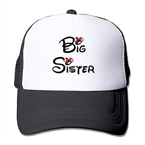 KKAIYA Cap Big Sister Butterfly Knot Adjustable Hats Knit Knot Hat