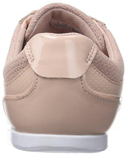 Lacoste Damen Rey Sport 118 1 Caw Sneaker Beige (Nat/wht)
