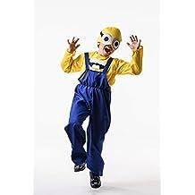 Disfraz de Villano Infantil (8 - 10 Años)
