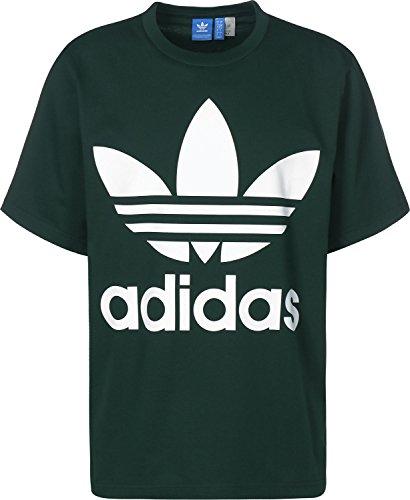 adidas Herren Oberteile / T-Shirt AC Boxy Grün