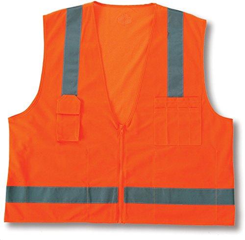 Ergodyne Glowear Klasse 2Wirtschaft Messleiter Weste, 8249Z 2 Traffic Safety Vest