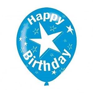 Amscan-9900708-feliz cumpleaños globos de látex