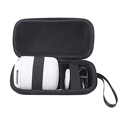 Kavacha Hard Travel Case for Sony XB10 Wireless Bluetooth Speaker Pouch Protective Bag Cover (for Sony SRS-XB10)
