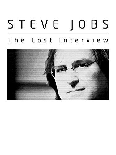 Steve Jobs: The Lost Interview Cover