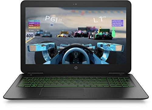 HP Pavilion Gaming Core i5 8th Gen 15.6-inch FHD Gaming Laptop (8GB/128GB SSD + 1TB HDD/Windows 10 Home/NVIDIA GTX 1050 4GB Graphics/Shadow Black/2.17 kg),bc407TX