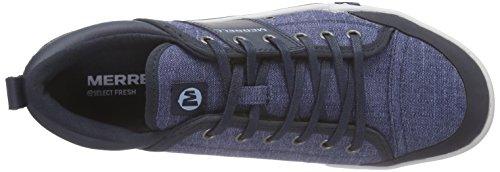Merrell Herren Rant Lace Low-Top Blau (Navy)
