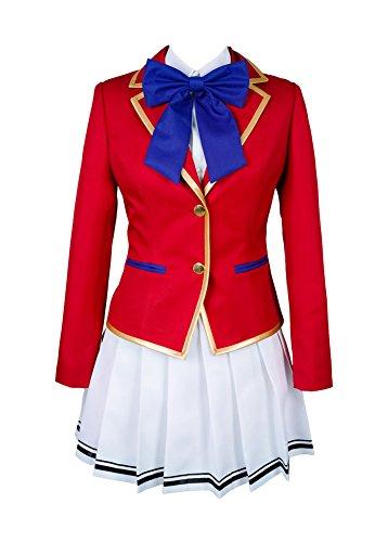 Classroom of The Elite Horikita Suzune Schuluniform Cosplay Kostüm Damen ()