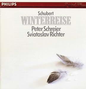 Schubert : le Voyage d'Hiver-Schreier-Richter- Winterreise