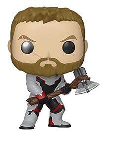 Funko- Pop Bobble: Avengers Endgame: Thor Collectible Figure, (36662)