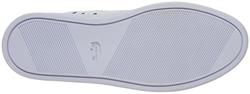 Lacoste Ve - Sneaker - Homme blanc (WHT/NVY)