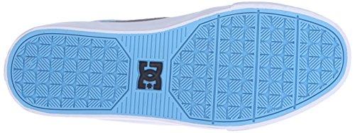 DC ShoesTonik M - Scarpe da Ginnastica Basse Uomo Grey/Carolina Blue
