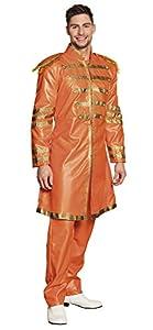 Boland disfraz Adulto para hombre 58/60 Arancione