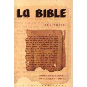 La Bible juive - traduction du rabbinat
